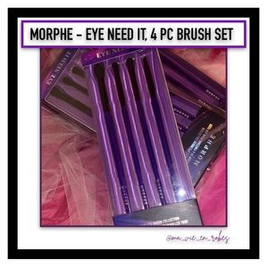 MORPHE - Eye Need It, Eye Brush Collection